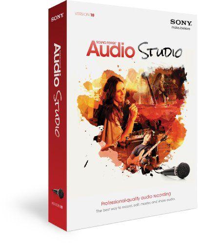 Sony Sound Forge Audio Studio 10 - http://www.rekomande.com/sony-sound-forge-audio-studio-10-6/