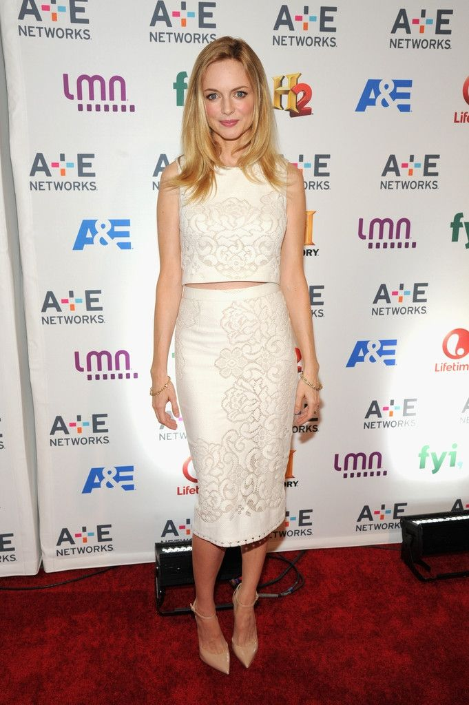 Fabulously Spotted: Heather Graham Wearing A.L.C - A+E Networks Upfront - http://www.becauseiamfabulous.com/2014/05/heather-graham-wearing-a-l-c-ae-networks-upfront/