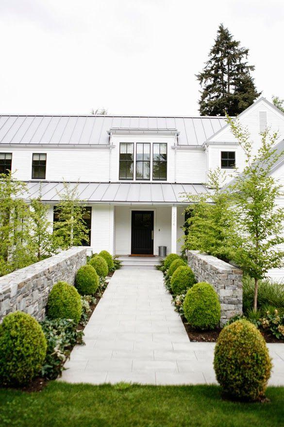 54 best FARMHOUSE FACADE images on Pinterest   Dream homes, Exterior ...