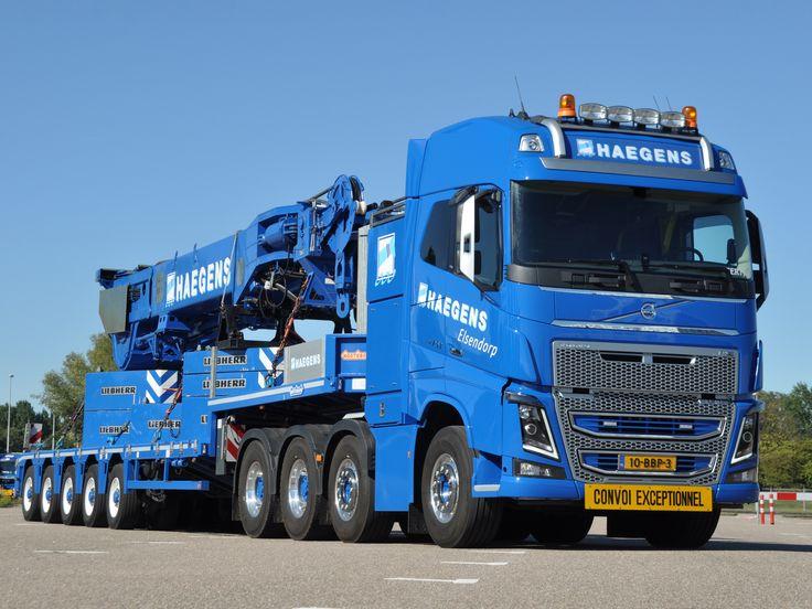 Volvo FH16 750 8x4 '2012–н.в.