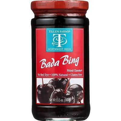 Other Food and Beverages 79631: Tillen Farms - Bada Bing Cherries ( 6 - 13.5 Oz)-52015 -> BUY IT NOW ONLY: $54.86 on eBay!