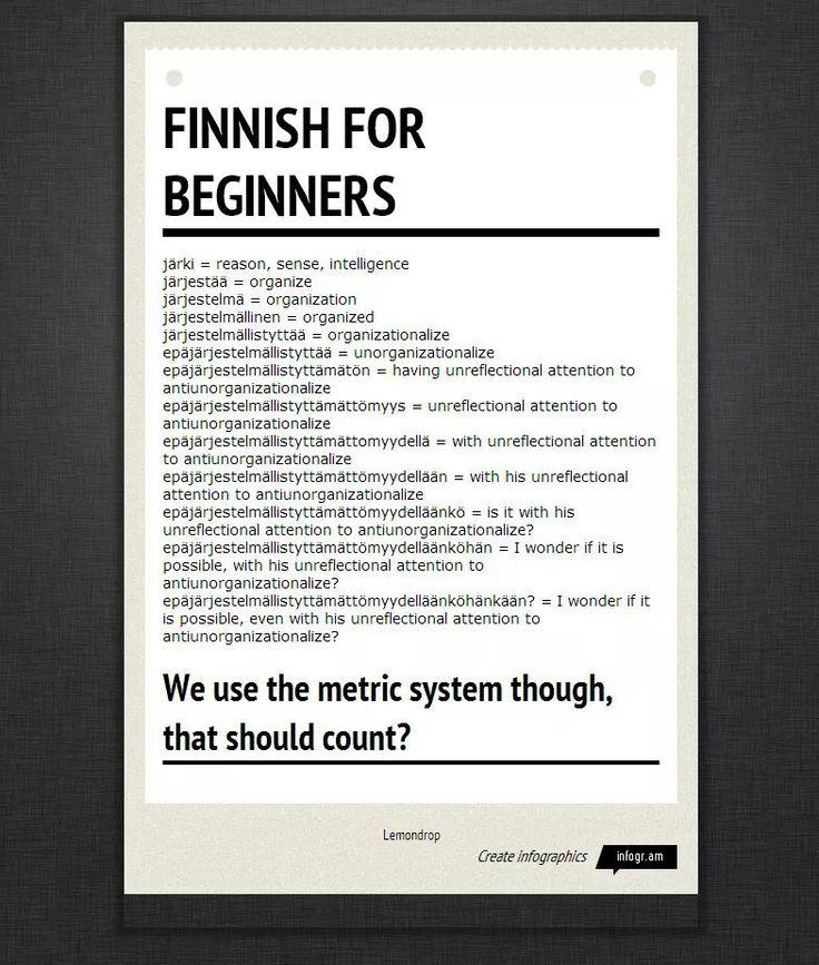 Finnish.