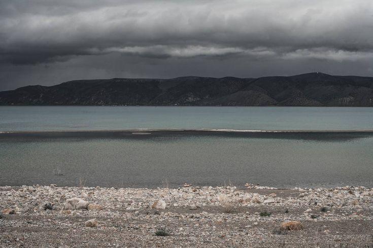 L'oeil d'Eos - Bear Lake, Idaho, USA