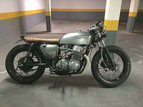 honda 750 four - brat style / café racer