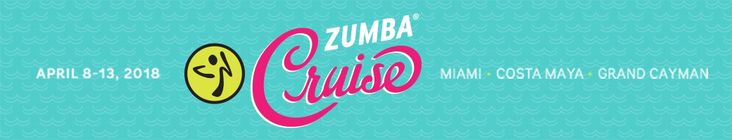 Zumba Cruise 2018 - so excited to be going on my first cruise and my first visit to Mexico! #zumbafitness