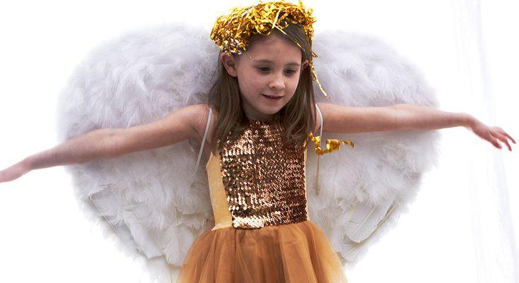 Fabriquer des ailes d'ange   Prima