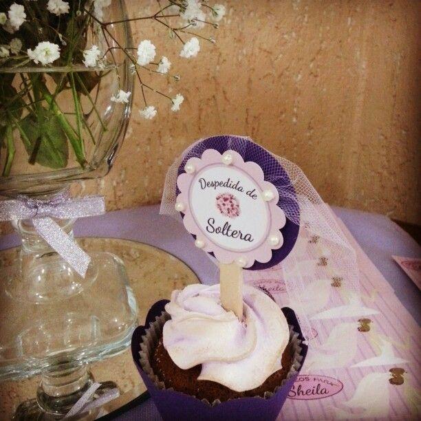 Despedida de soltera #cupcake