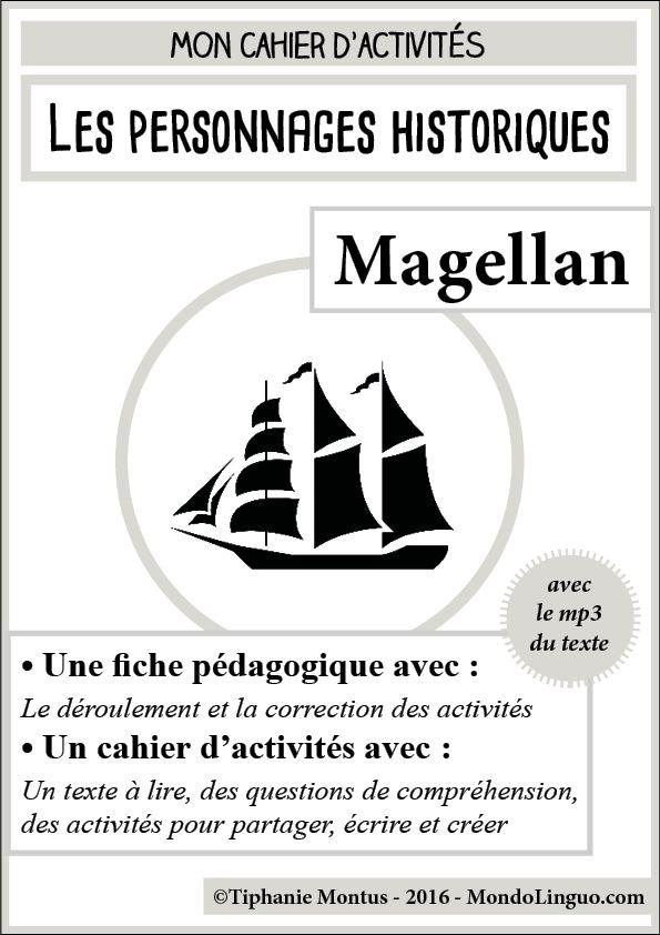 Magellan | Mondolinguo - Français