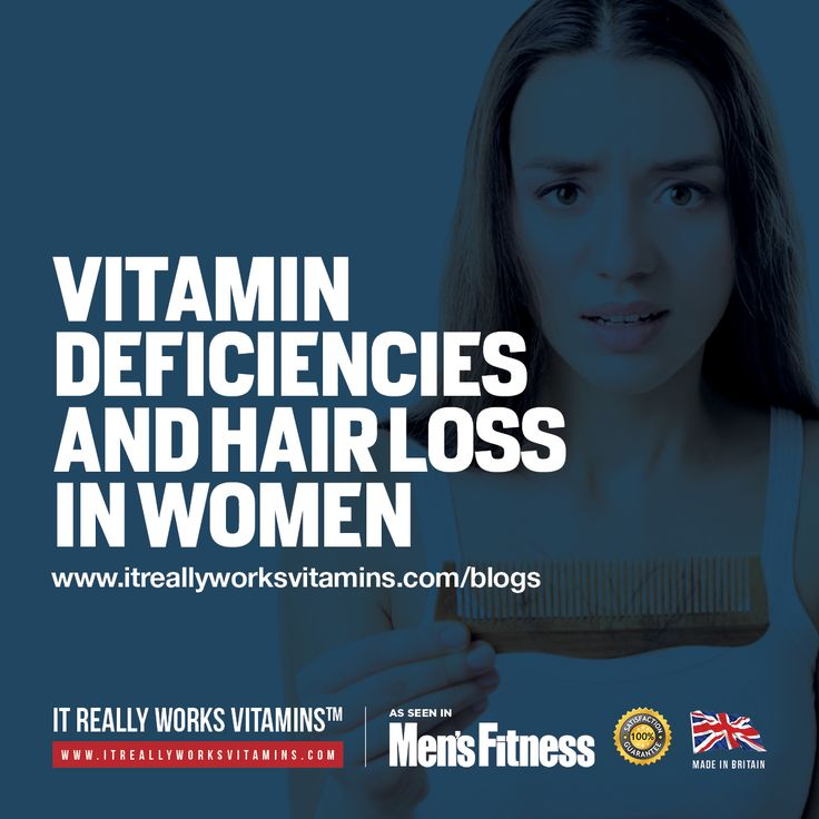 Many women who experience unusual sudden hair loss can find the situation traumatic.  Vitamin deficiencies have been identified as one of the major causes of hair loss in women. . Visit this link 👇 to know more: https://www.itreallyworksvitamins.com/blogs/tips-for-life/vitamin-deficiencies-and-hair-loss-in-women-1