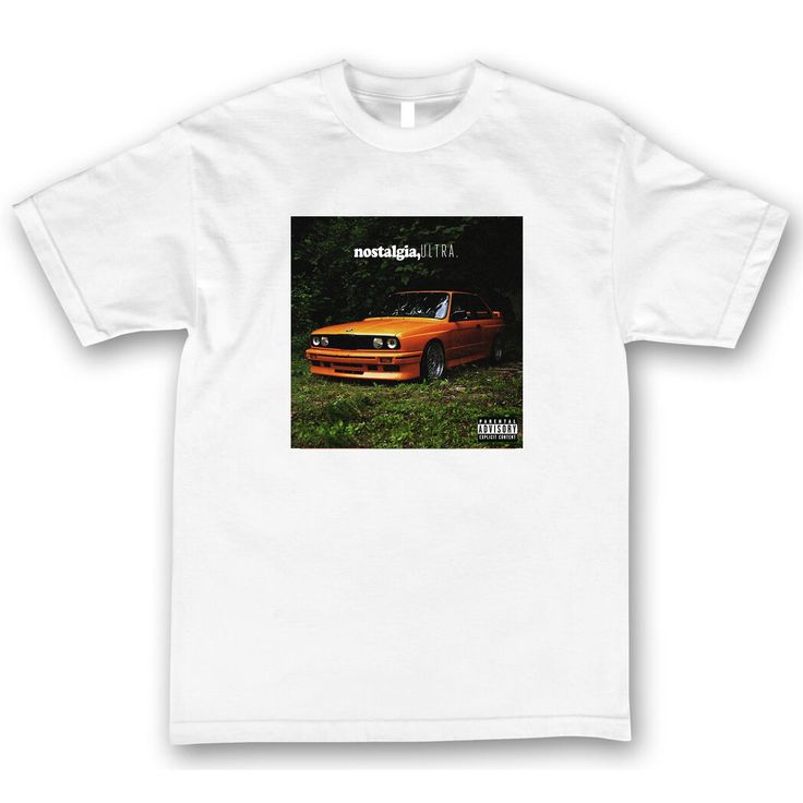 Frank Ocean Nostalgia Ultra T Shirt Boys Don't Cry Concert Nights Tour
