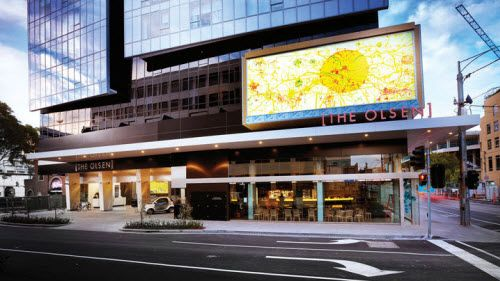 I feature The Olsen, one of the Art Series hotels located on Chapel Street - on Worldette.com