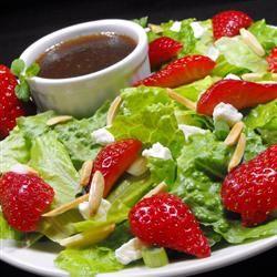 Strawberry and Feta Salad Recipe - Allrecipes.com