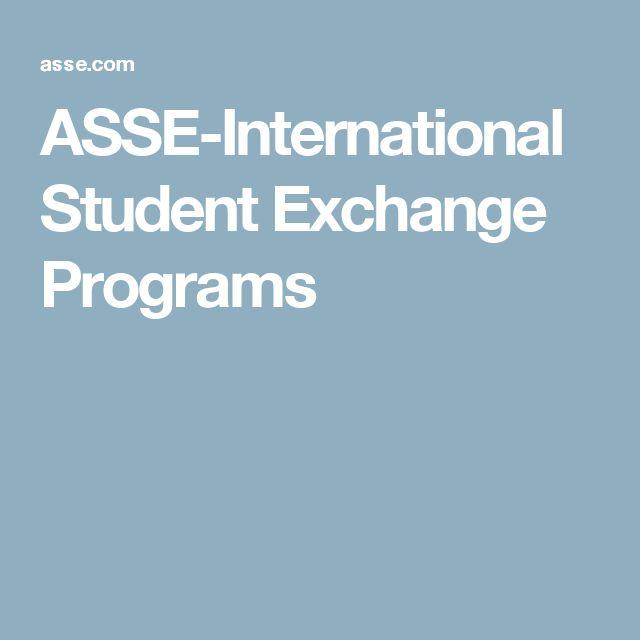 ASSE-International Student Exchange Programs
