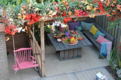 Chillen in de bon bini beach tuin - Eigen Huis en Tuin