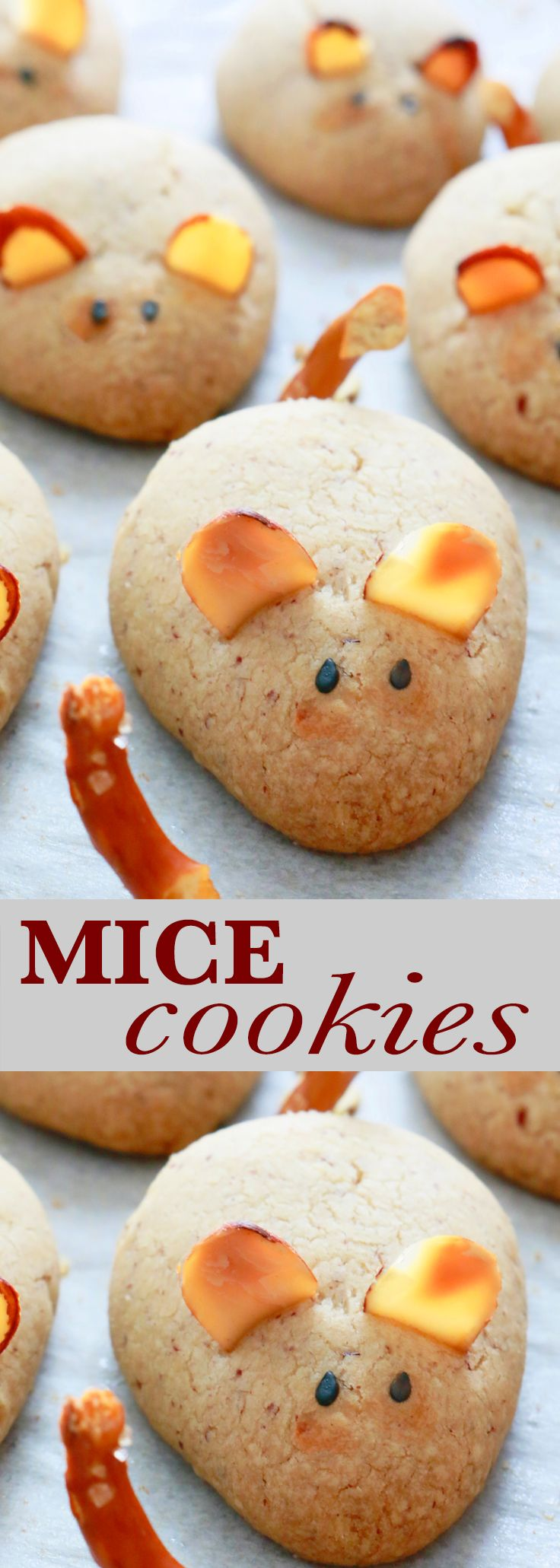halloween treats | halloween cookies | mice cookies | mice treats | mouse cookies | halloween mouse |