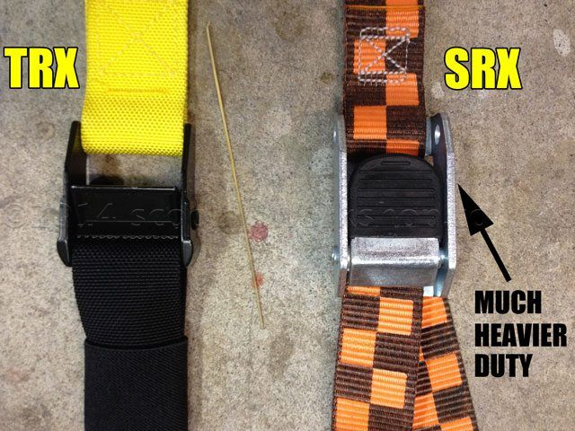 6 dollar DIY TRX suspension trai