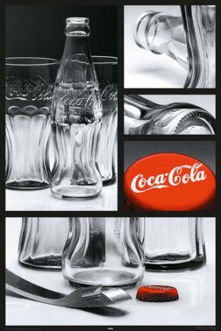 Coca-Cola - Photo Comp - plakat - 61x91,5 cm  Gdzie kupić? www.eplakaty.pl