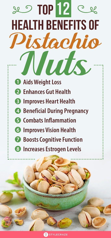 12 Evidence Based Health Benefits Of Pistachio Nuts Pistachio Health Benefits Pistachios Health Food Health Benefits