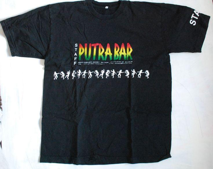 Putra Bar Staff T-shirt