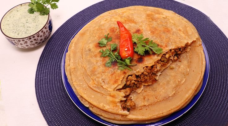 Chicken Keema Paratha Recipes in Urdu & English available at Sooperchef.pk. Learn how to cook Chicken Keema Paratha by watching 2 minute video.