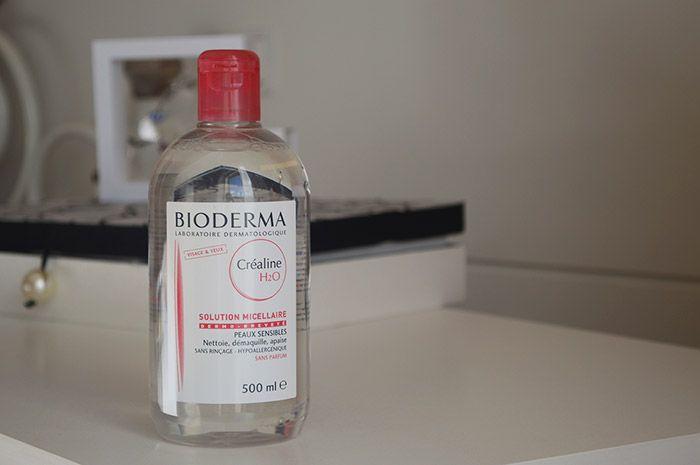 Demaquilante Bioderma Créaline H2O