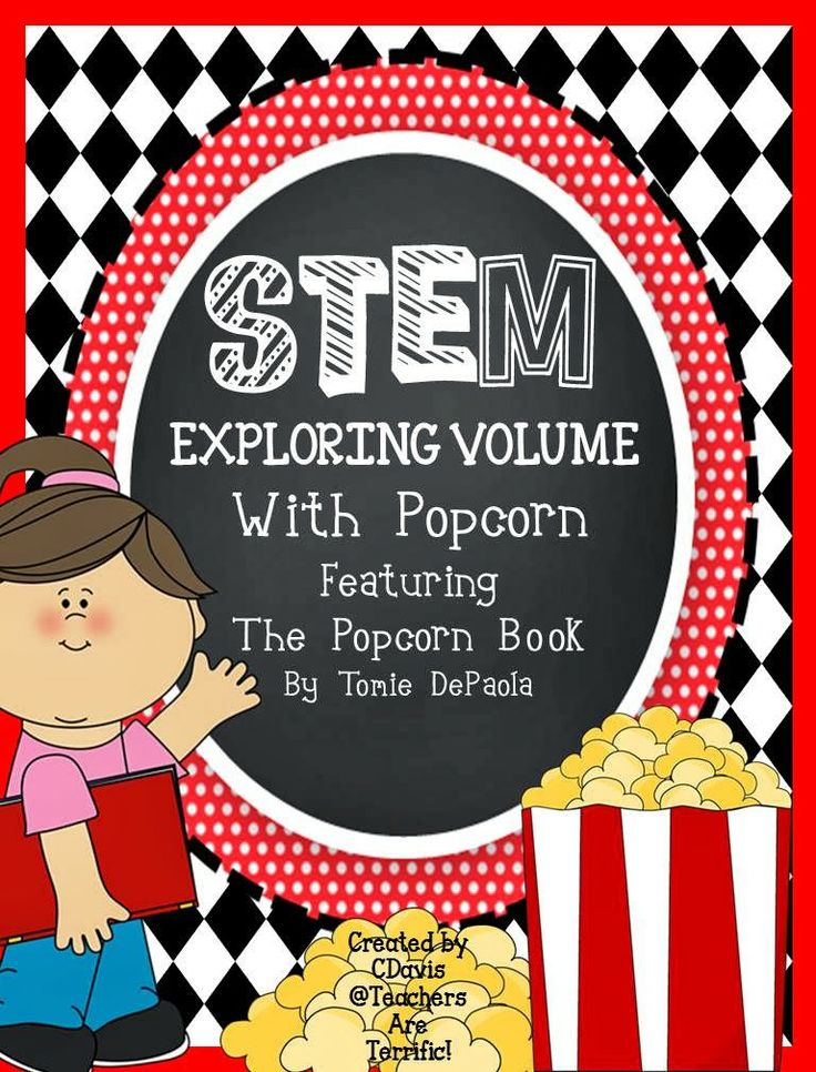 Volume Popcorn Challenge