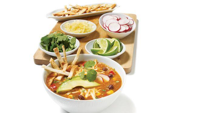 Soupe pozole #IGA #Recettes #Mexique #Soupe