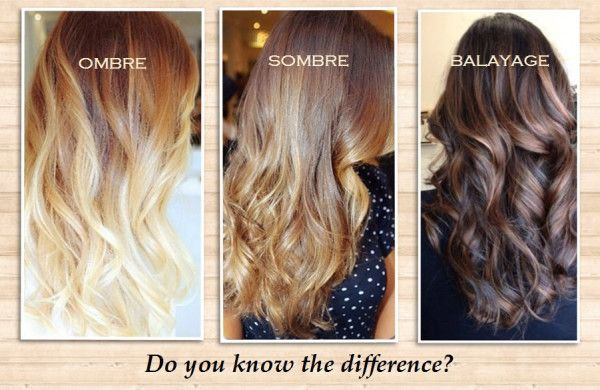 Ombré has been a growing trend and it will continue to be hot this year but another hair coloring technique is taking the spotlight this year, Sombré. If you're confused by the term you're not alone. I had to research the difference and browse through hundreds of picture on the web to evaluate the difference. Just in case you're wondering what is the difference between ombré, sombré, and balayage I did the homework for you! Below is a simple guide to help you understand the three hair…