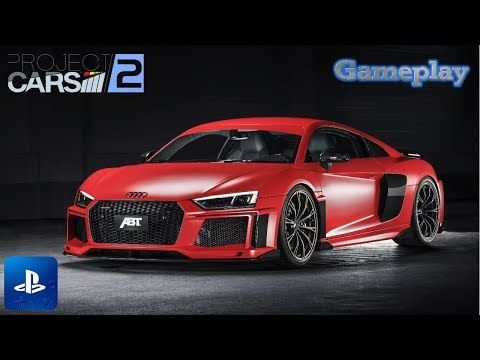 Project Cars 2 Ps4 - gameplay - Jacobo García - Interfaz coleccionista - YouTube