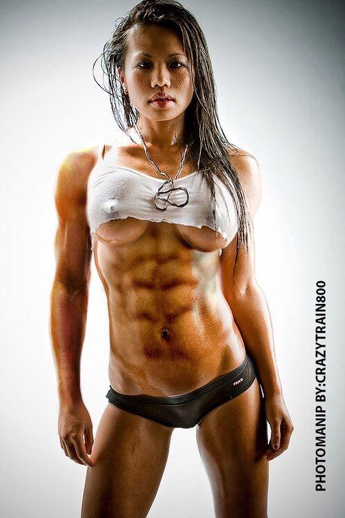 Hot Asian Workout 32