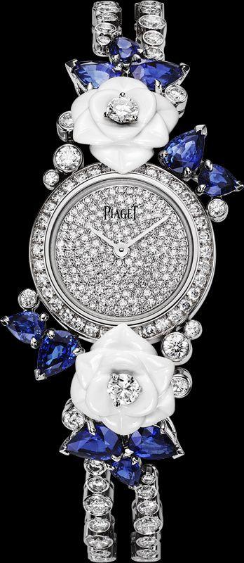 ** White gold Diamond Watch - Piaget Luxury Watch G0A37184…