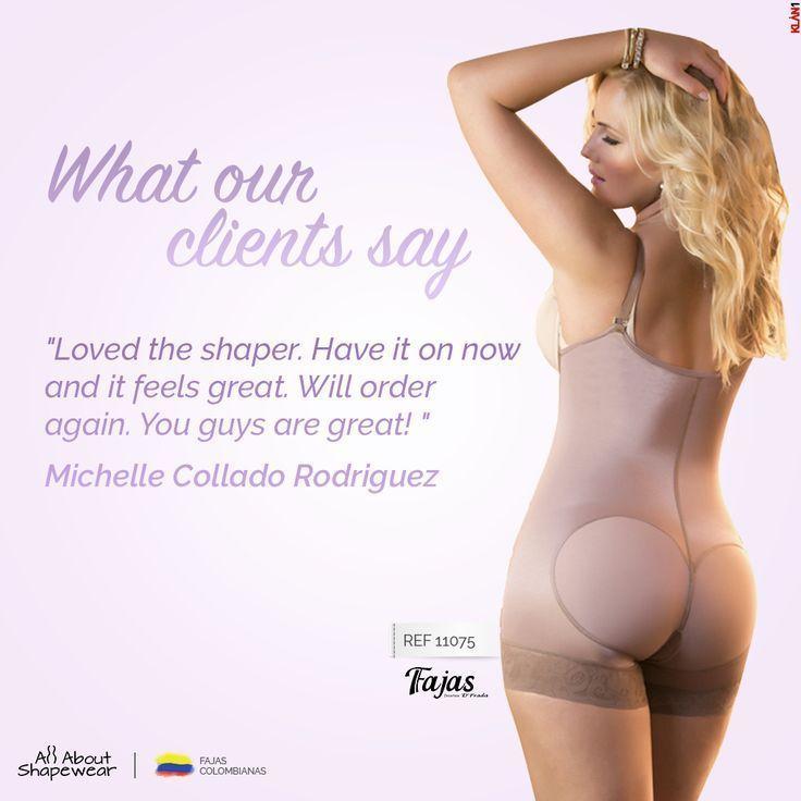 Fajas Colombianas Bodysuit Nahtlose Mittlere Kompression Kurz Style 072 – #Bodys…