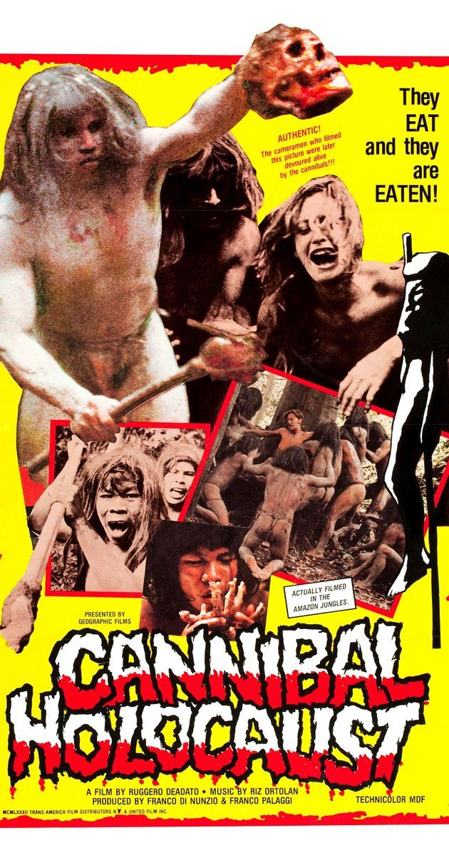 Directed by Ruggero Deodato.  With Robert Kerman, Francesca Ciardi, Perry Pirkanen, Luca Barbareschi. During a rescue mission into the Amazon rainforest, a professor stumbles across lost film shot by a missing documentary crew.
