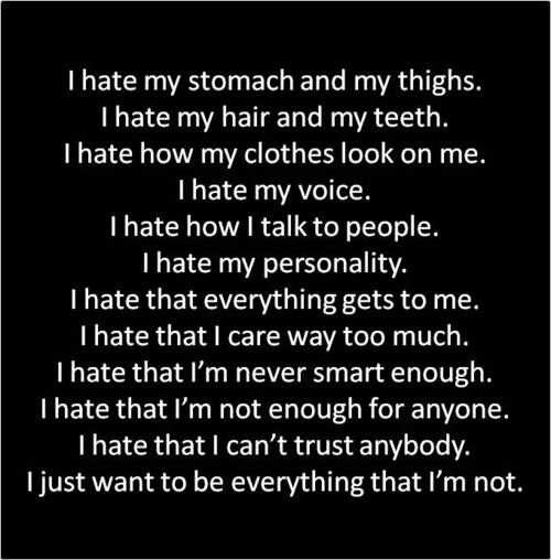 Sad Depressing Quotes About Life: Best 20+ I Hate Everything Ideas On Pinterest
