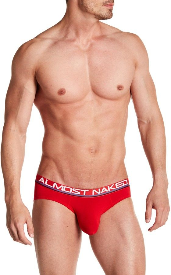 Andrew Christian Almost Naked Tagless Brief