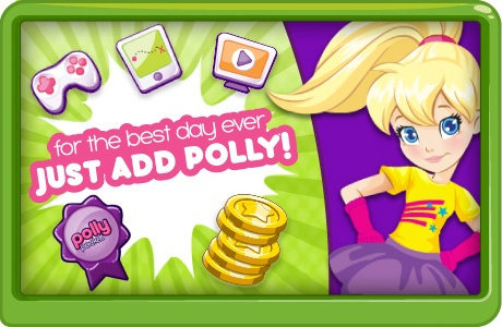 Polly Pocket Dress-Up - Cool Fashions, Awesome Outfits, Dress-Up Activities for Girls | Polly Pocket