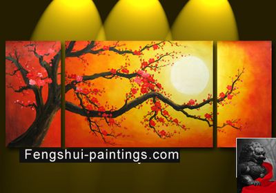 14 Best Feng Shui Paintings Images On Pinterest Abstract Paintings Canvas Walls And Floral