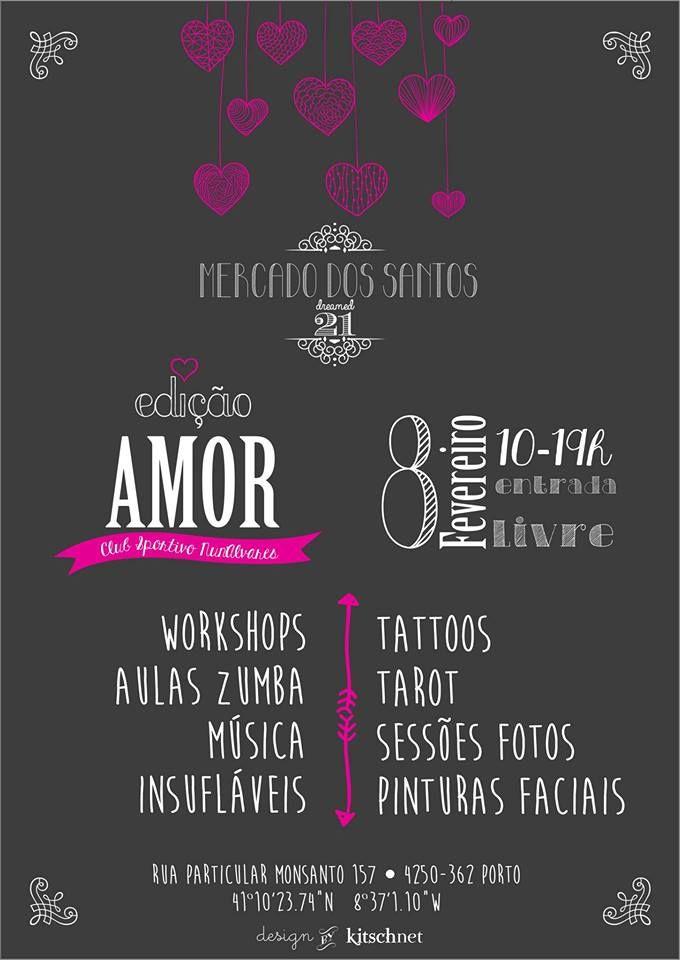For girls- Inês Pinto Osório: Mercado dos Santos- Edição do Amor