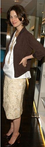 Marina Rust has amazing style.