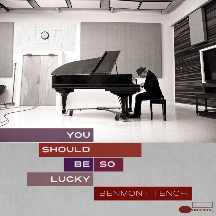 Benmont Tench – New Release – You Should Be So Lucky | robdickens101