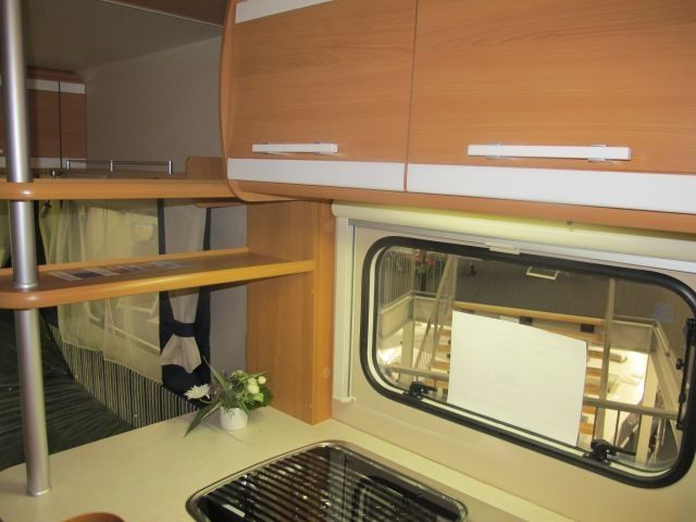Raema Caravans - Sterckeman. 460 LJ Alize.