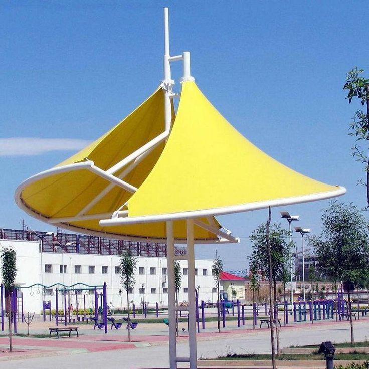 PVDF Architectural Fabric