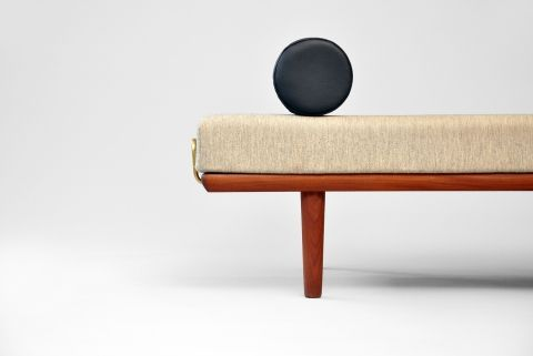 Le Corbusier, charlotte perriand. I want something like this. it is gorgeous.