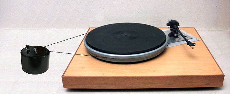 BELT DRIVE TURNTABLE Philips Thorens Verdier Melco Micro Mercure NOTES DIY