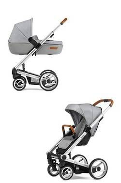 Mutsy Igo Urban Nomad Stroller + Carry Cot Bundle- Off White http://babiesprams.net