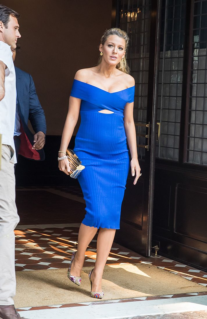 The Celebrity Guide to Maternity Style #RueNow
