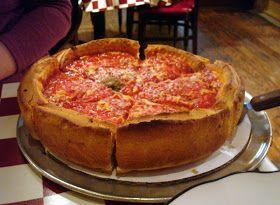 Giordano's Chicago Deep Dish Pizza