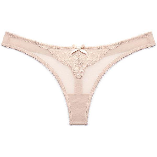 Heidi Klum Intimates Johana Shadow Gray & Scallop Shell Brief (45 BRL) ❤ liked on Polyvore featuring intimates, panties, neutrals, scalloped bikini bottoms, gray bikini bottoms, swim bikini bottoms, bow bikini bottom and grey bikini bottoms