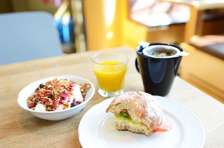 lazy morning at restaurant story #lovedahelsinki #helsinki #restaurant #breakfast