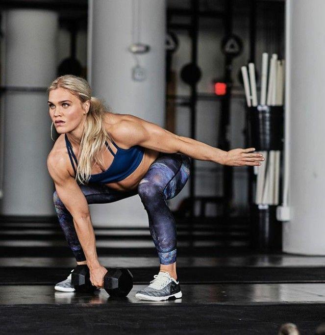 1c455beb7f9 Katrin Davidsdottir   CrossFit   CrossFit Girls   Crossfit body ...